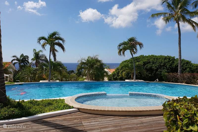 Vacation rental Curaçao, Curacao-Middle, Piscadera Villa Villa Royal Palm 42A