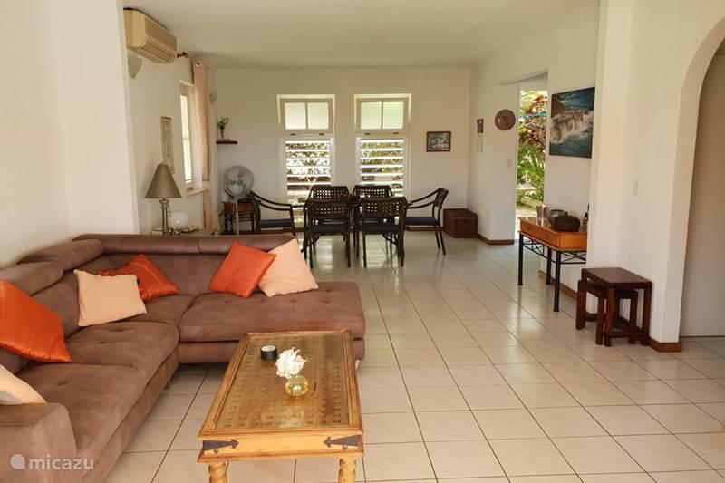 Vakantiehuis Curaçao, Curacao-Midden, Piscadera Villa Villa Royal Palm 42A