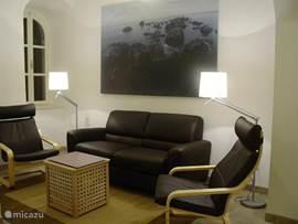 mimosa zitkamer met TV en DVD