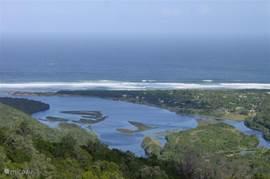 Laguna van Nature's Valley - 15-minuten lopen van Nectar Cottage