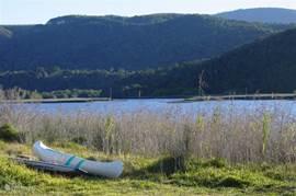 Laguna van Nature's Valley.