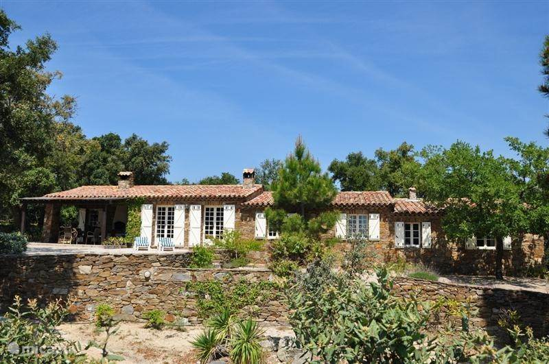 Vakantiehuis Frankrijk, Côte d´Azur, Le Plan-de-la-Tour villa Villa Les Messugues