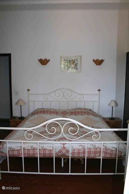 Master bedroom huis