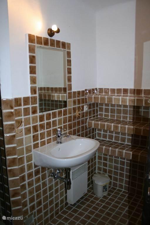 huis badkamer 1 met regendouche