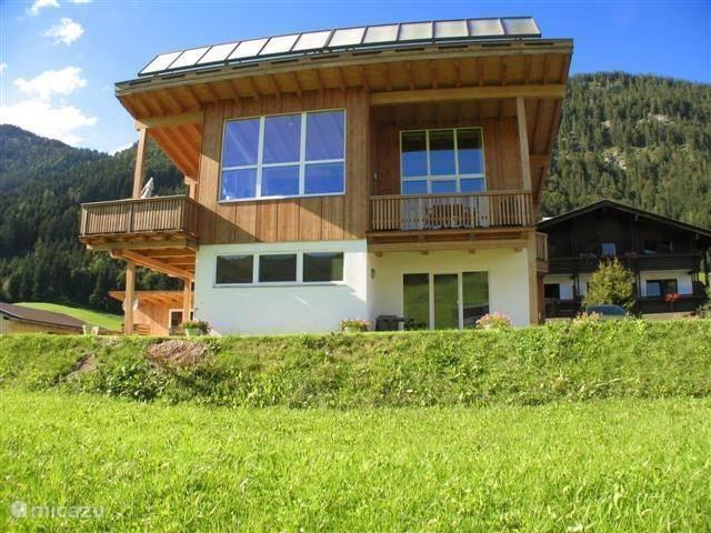 Vacation rental Austria, Tyrol, St. Jakob in Haus Apartment Villa-BellaVista (First floor)