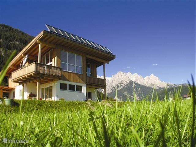 Vacation rental Austria, Tyrol, St. Jakob in Haus apartment Villa-BellaVista (First floor)
