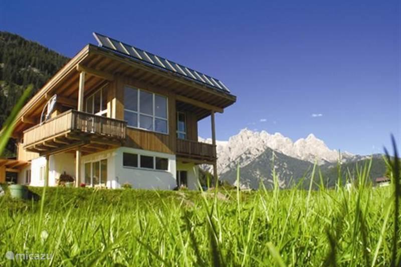 Vakantiehuis Oostenrijk, Tirol, St. Jakob in Haus Appartement Villa-BellaVista (1e verdieping)
