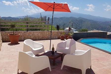 Vakantiehuis Italië, Sicilië – vakantiehuis Casa Motta Camastra