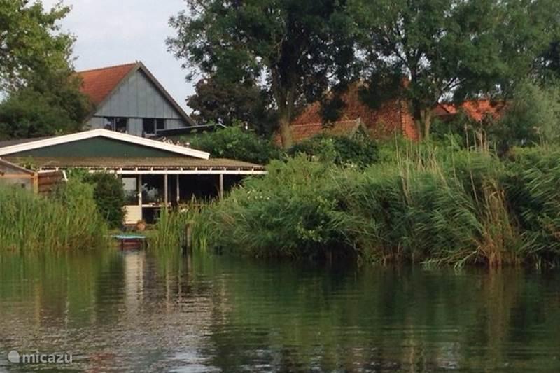 Vakantiehuis Nederland, Noord-Holland, Schardam Bungalow Koggenbungalow