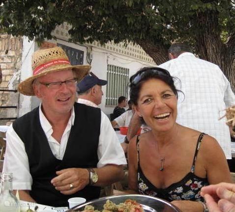 Liesbeth & Willem Hamans