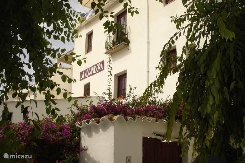 Vakantiehuis Spanje, Andalusië, Sorvilán Stadswoning 'La Alcandora' Bodega