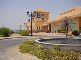clubhuis/restaurant Campoamor golf. Prachtige lokatie