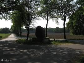 De Grote Steen.  Een 12000 kg wegende zwerfkei op een wegkruising in t Woold.  Een bekend herkenningspunt voor fietsers in de omgeving. Een nog grotere zwerfkei staat opgesteld voor het gemeentehuis in Winterswijk.