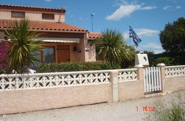 Vacation rental France, Languedoc-Roussillon, Barcarès holiday house Maison Zeelande
