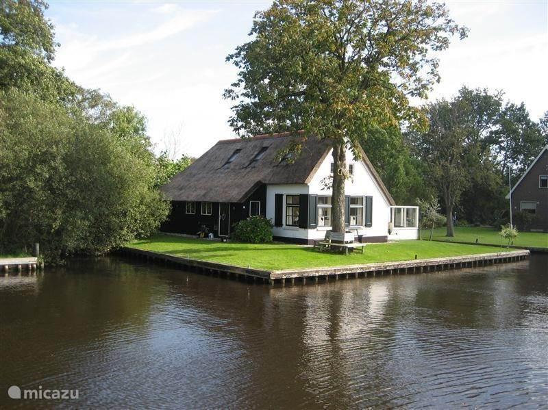 Vacation rental Netherlands, Overijssel – holiday house Rental Weerribben