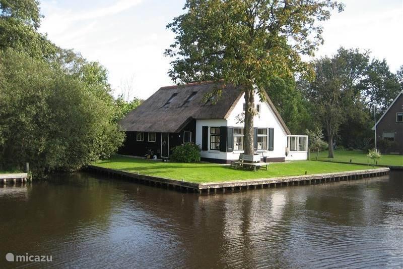 Vakantiehuis Nederland, Overijssel, Ossenzijl Vakantiehuis Vakantiehuis Weerribben