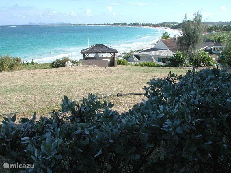 Vacation rental Saint Martin – studio Studio Mont Vernon