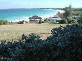 Op het Franse gedeelte van het eiland Sint Maarten is te huur een luxe en volledig uitgeruste studio. Met uitzicht over de Atlantische Oceaan. Het is gelegen aan het strand, met een tropische tuin, een groot zwembad en 24 uurs bewaking.
