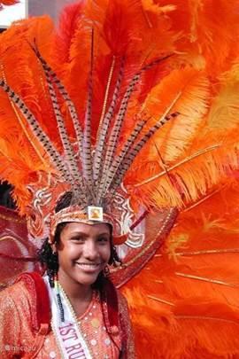 Carnaval op 30 april.