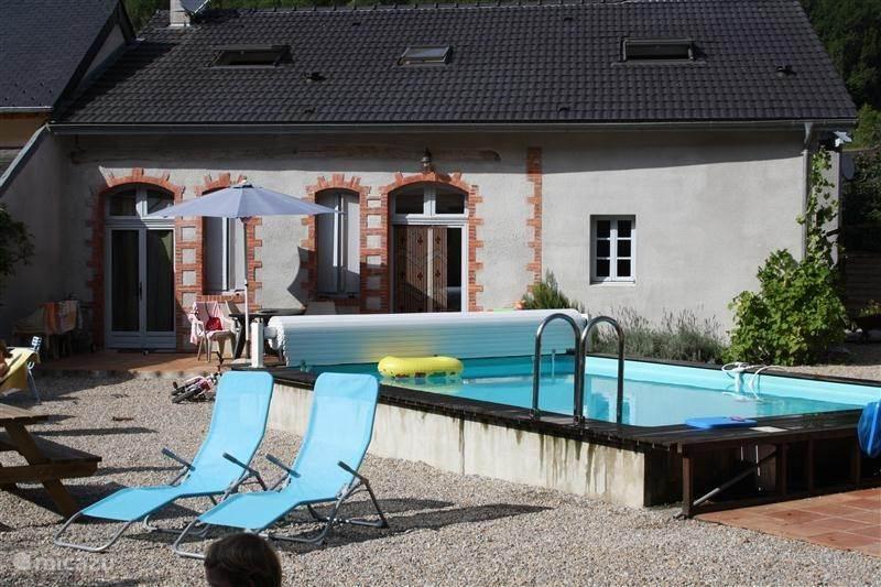Vakantiehuis Frankrijk, Ariège, Aulus-les-Bains Vakantiehuis Villa Raphaël