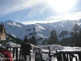 het skigebied Guzet op 15 min.