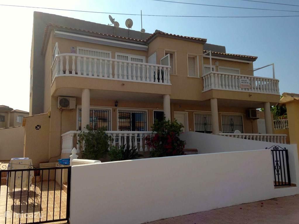 Vakantiehuis Spanje, Costa Blanca, Torrevieja appartement El Rocio