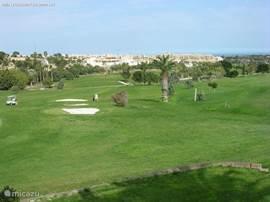 Golfbaan Campoamor, binnen 10 autominuten bereikbaar