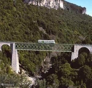 Il Trenino Verde.