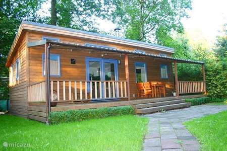 Vacation rental Netherlands, Drenthe, Wateren bungalow Sfeervolle BosBungalow 1