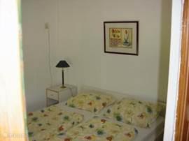 tweede slaapkamer boven.