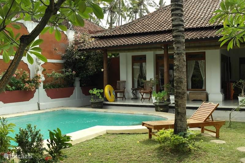 Vakantiehuis Indonesië, Bali, Lovina Bungalow Rumah Lotus