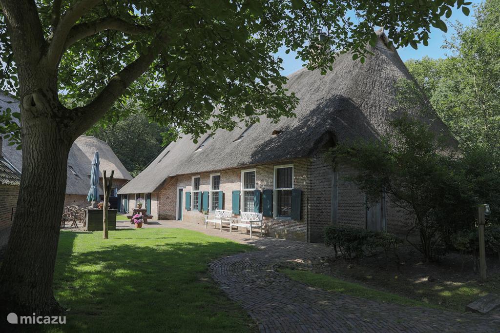 Vakantiehuis Nederland, Drenthe, Orvelte boerderij Borckerhof 2