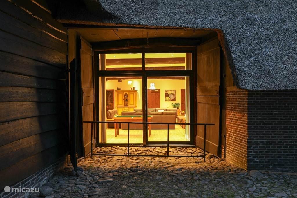 Vacation rental Netherlands, Drenthe, Orvelte farmhouse Borckerhof 1