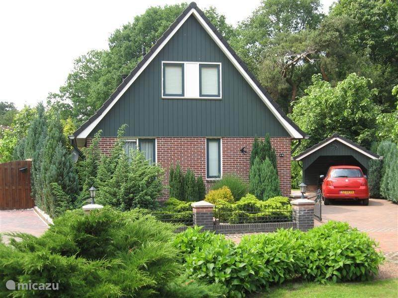 Vacation rental Netherlands, Gelderland – bungalow Recreatiewoning Achterhoek
