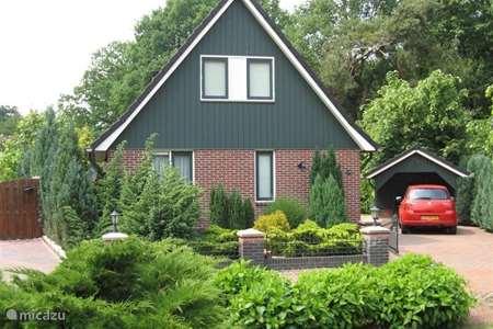 Vakantiehuis Nederland, Gelderland, Winterswijk bungalow Recreatiewoning Achterhoek 't HULZEN