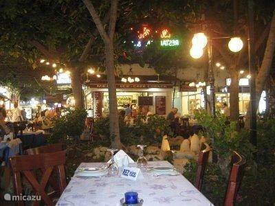 Restaurantplein Old city