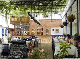 Italiaans restaurant in Fethiye