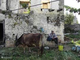 Een boer uit Kayaköy