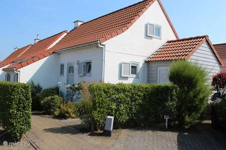 Vacation rental Belgium, West Flanders – bungalow Sea Side Village