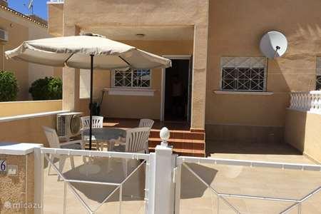Vakantiehuis Spanje, Costa Blanca, Torrevieja - geschakelde woning Banos Europa