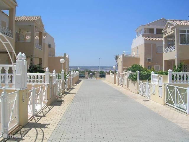 Vakantiehuis Spanje, Costa Blanca, Torrevieja Geschakelde woning Banos Europa