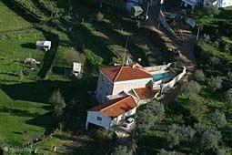 Vakantiehuis Portugal, Beiras, Vale de Igreja Appartement Quinta O Bom Ambiente A