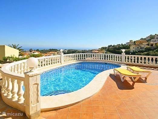 Vakantiehuis Spanje, Costa Blanca, Benitachell Villa Casa Mia