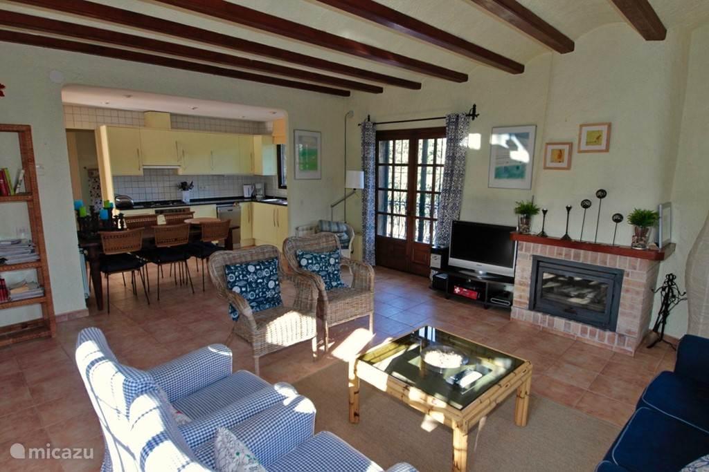 Vakantiehuis Spanje, Costa Brava, Platja d'Aro Vakantiehuis Villa Mas Ros