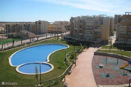 Vakantiehuis Spanje, Costa Cálida, La Tercia penthouse La Tercia Resort