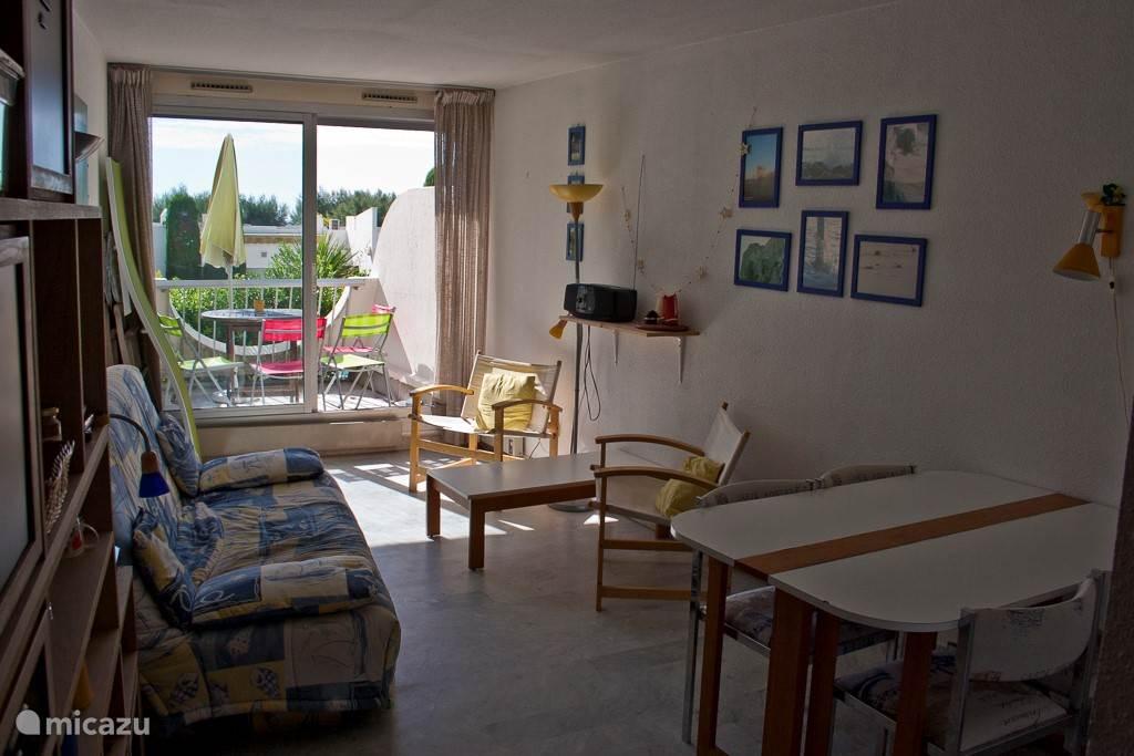 Vakantiehuis Frankrijk, Languedoc-Roussillon, La Grande-Motte Appartement Calypso 31