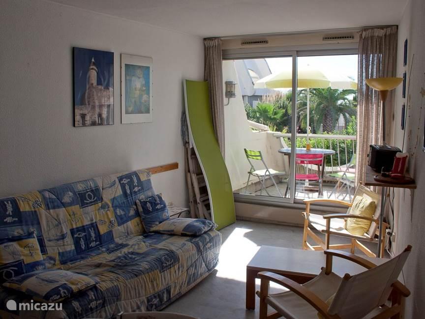 Vakantiehuis Frankrijk, Hérault, La Grande-Motte Appartement Calypso 31