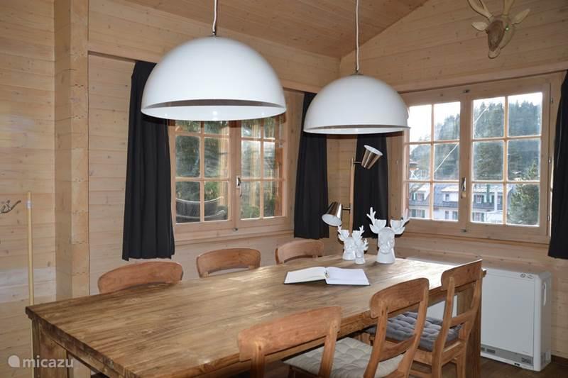 Ferienwohnung Schweiz, Wallis, Blatten bei Naters Chalet Chalet Schutzhütte
