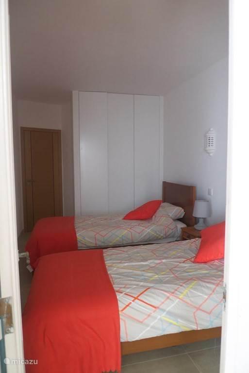 Slaapkamer 2 aan zeezijde