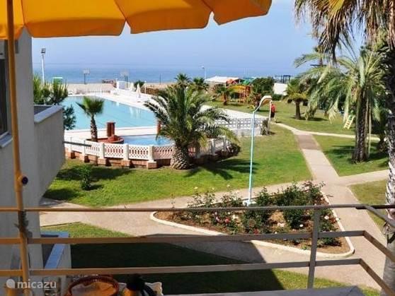 Vakantiehuis Turkije, Turkse Riviera, Konakli Vakantiehuis Koyu Tatil,  aan zee